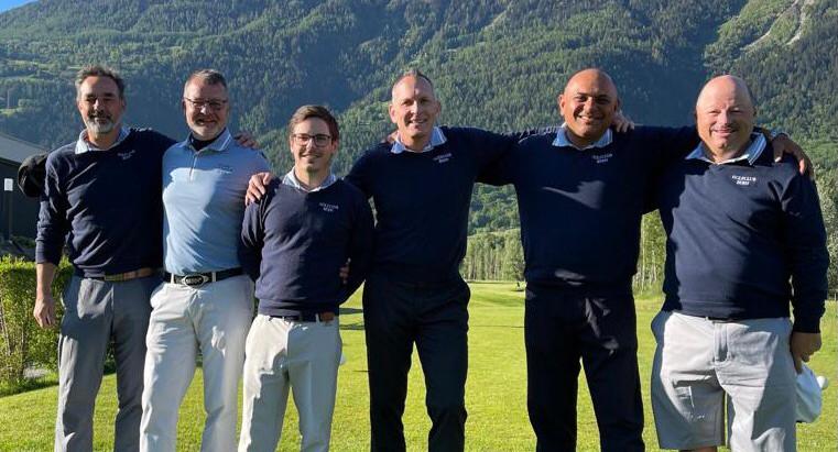 Swiss Golf Meisterschaft 25+ Team B