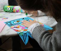 Koinobori atelier enfant