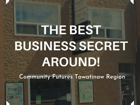 Have You Met Community Futures Tawatinaw Region?