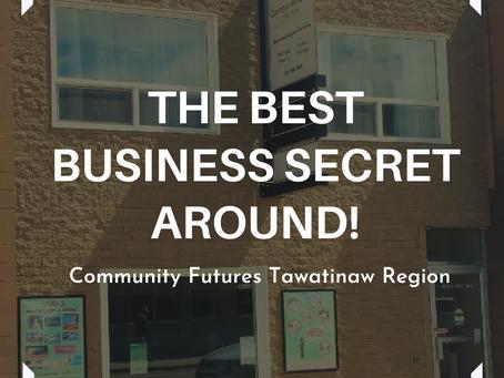 Have You Met Community Futures Tawatinaw Region?