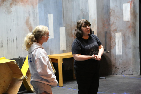 Masterclass with Allison Guinn from Les Miserables
