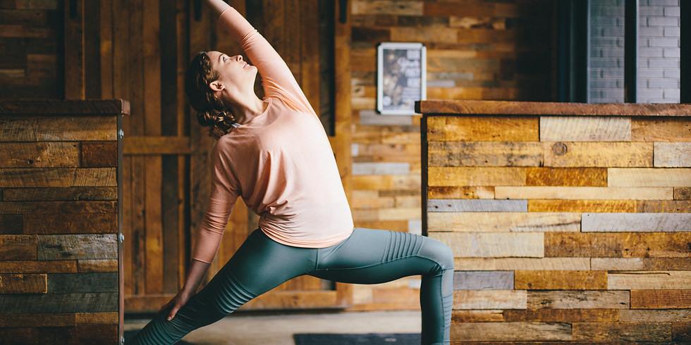 February Yoga Access Pass