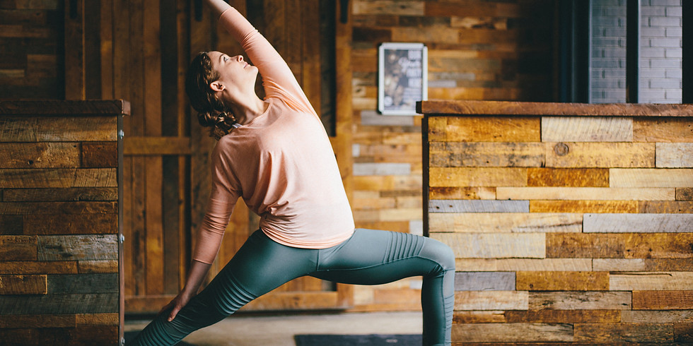March Yoga All Access Pass