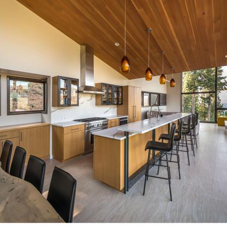 Zephyr Cove Modern