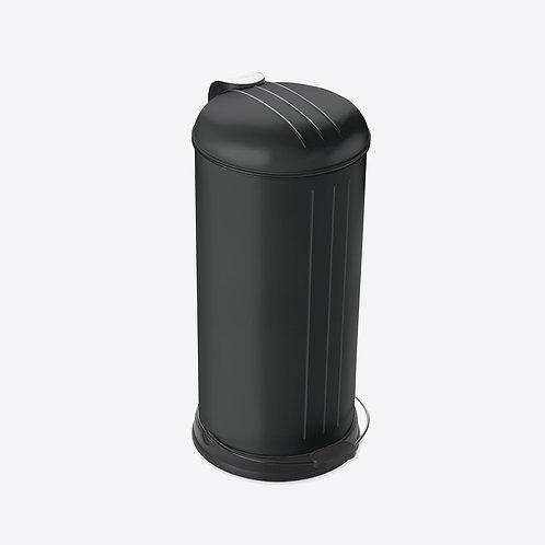 Pedaalemmer 30L zwart