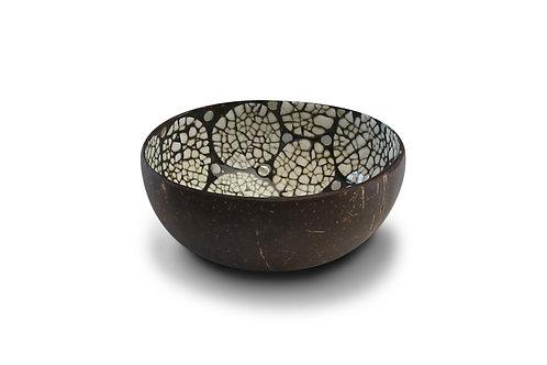 Noya bowl zwart Eggshell
