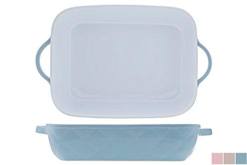Ovenschaal blauw 36x18