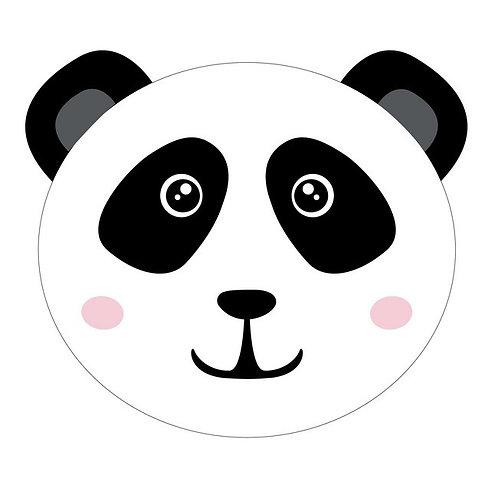 Placemat panda