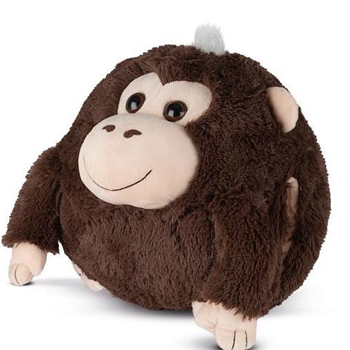 Handwarmer/knuffel/kussen gorilla