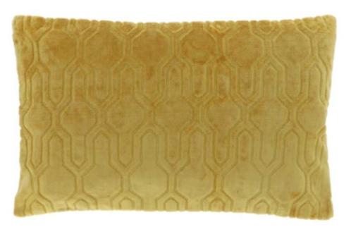 Kussen geel 40x60