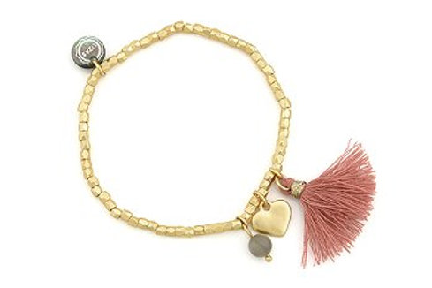 Armband Aniston rose