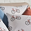Thumbnail: Donsovertrek 2persoons fietsen