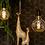 Thumbnail: Hanglamp op batterijen
