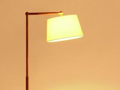 Vloerlamp Spinoza