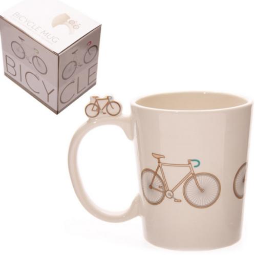 Koffiemok Retro fiets