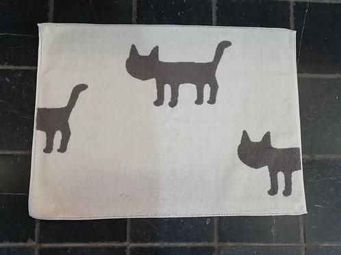 Badmat Kat beige
