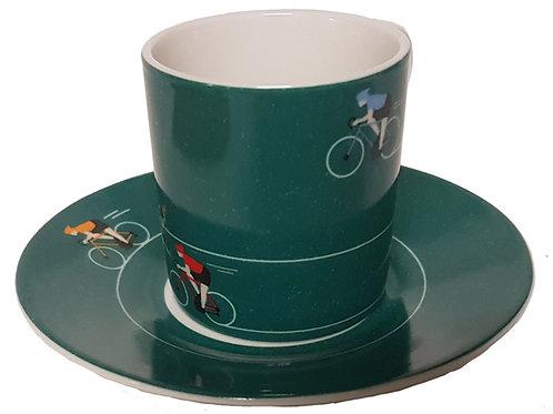 Set 2 espresso kopjes