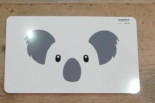 Broodplankje koala