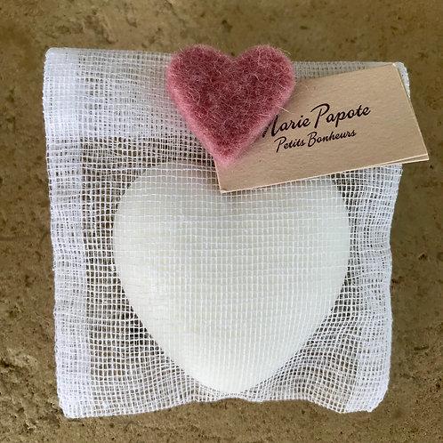Zeep hart/deco hart
