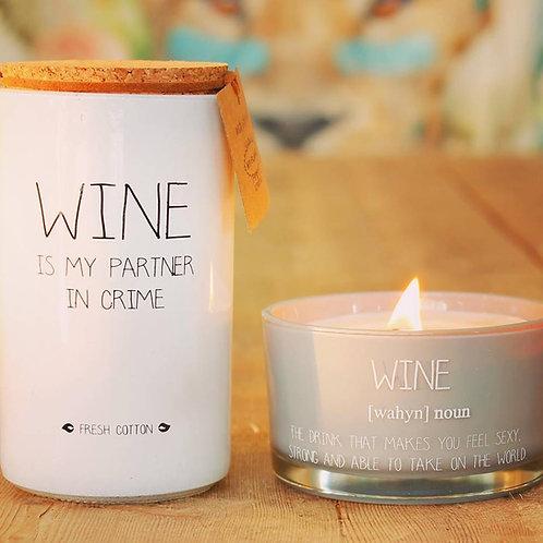 Sojakaars Wine is my partner...