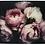 Thumbnail: Set 4 placemats rozen
