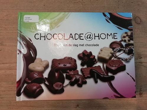 Boekje Chocolade @home