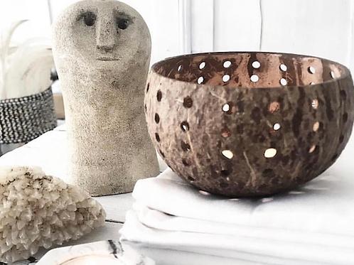 Noya kokosnoot tl-houder