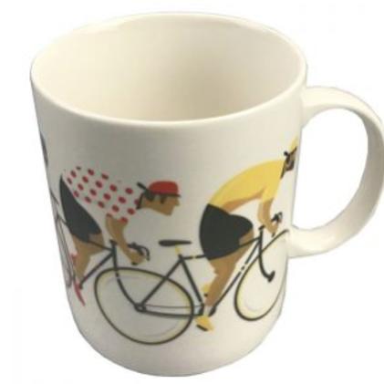 Koffiemok Tour de France