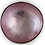 Thumbnail: Noya bowl metallic leaf roze