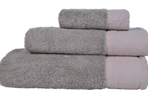 Badlinnen Hampton: Handdoek