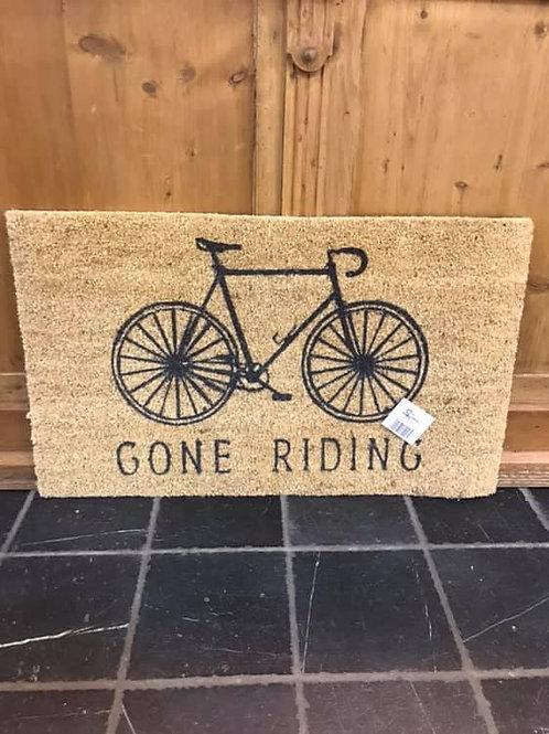 Deurmat Bike