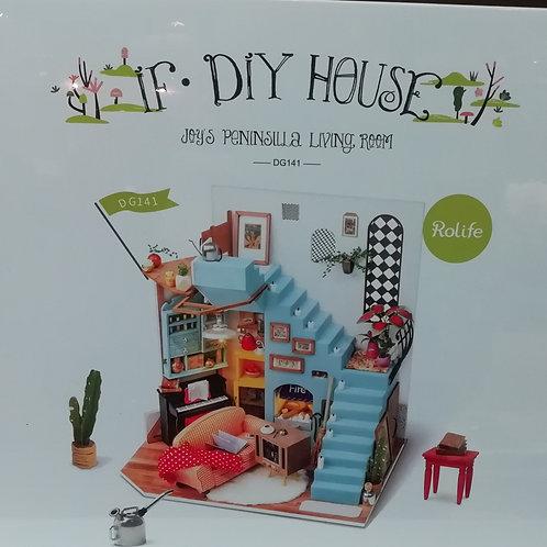 DIY Joy's woonkamer