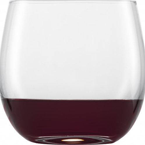 set 6 glazen whisky/water L