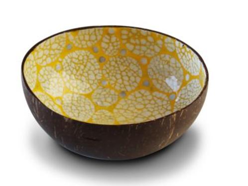 Noya bowl  geel egg