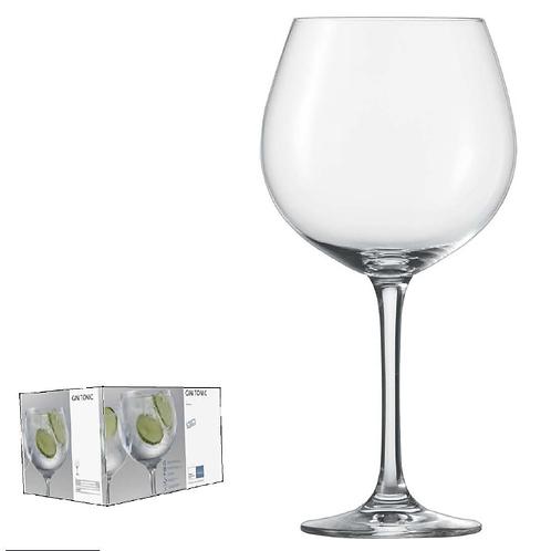 6 Gin tonic glazen Schott Zwiesel