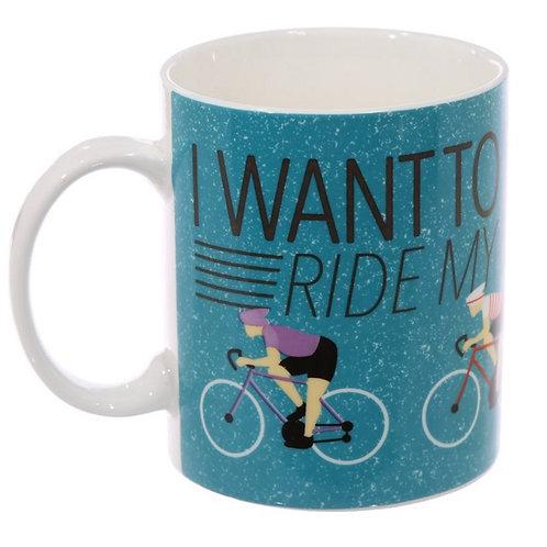 Koffiemok bike