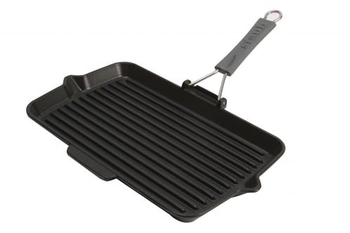 Rechthoekige grillpan Staub 34x21