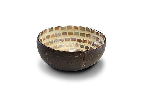Noya bowl bruin Mozaïc