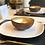 Thumbnail: Noya bowl light gold metallic paint