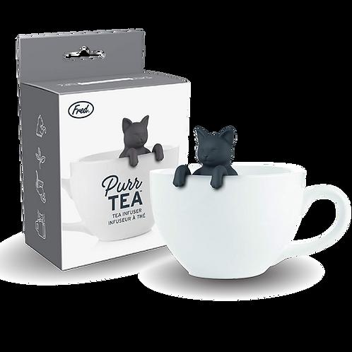 Purr tea