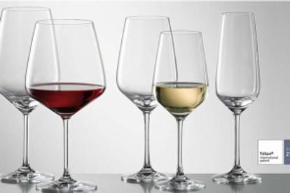 Taste witte wijn glazen/6st
