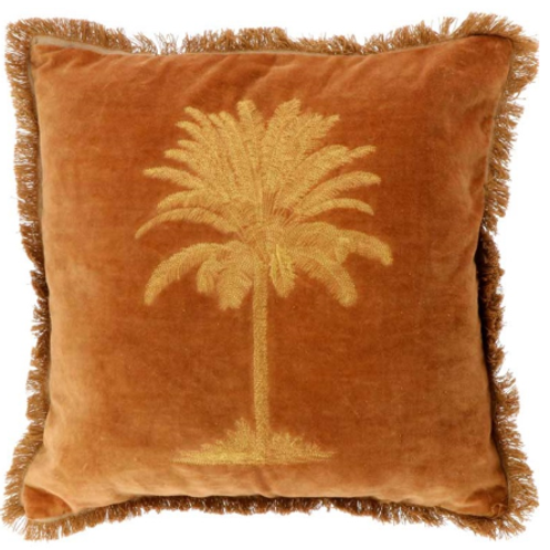Kussen Palm camel