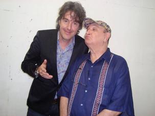 Michiel Borstlap with Joao Donato in Brasilia - Brasil