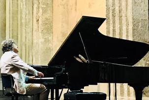 Solo concert in Havana - Cuba