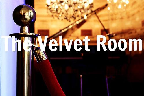 Velvet Room 4 juni 2018