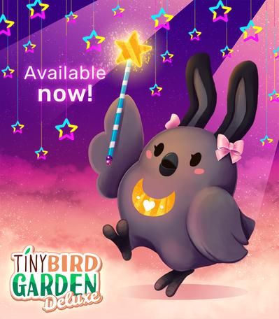 Promo image for Tiny Bird Garden Deluxe