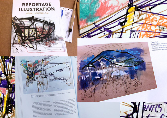 Reportage Illustration Visual Journalism