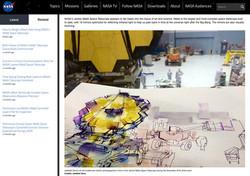 NASA JWST webpage.