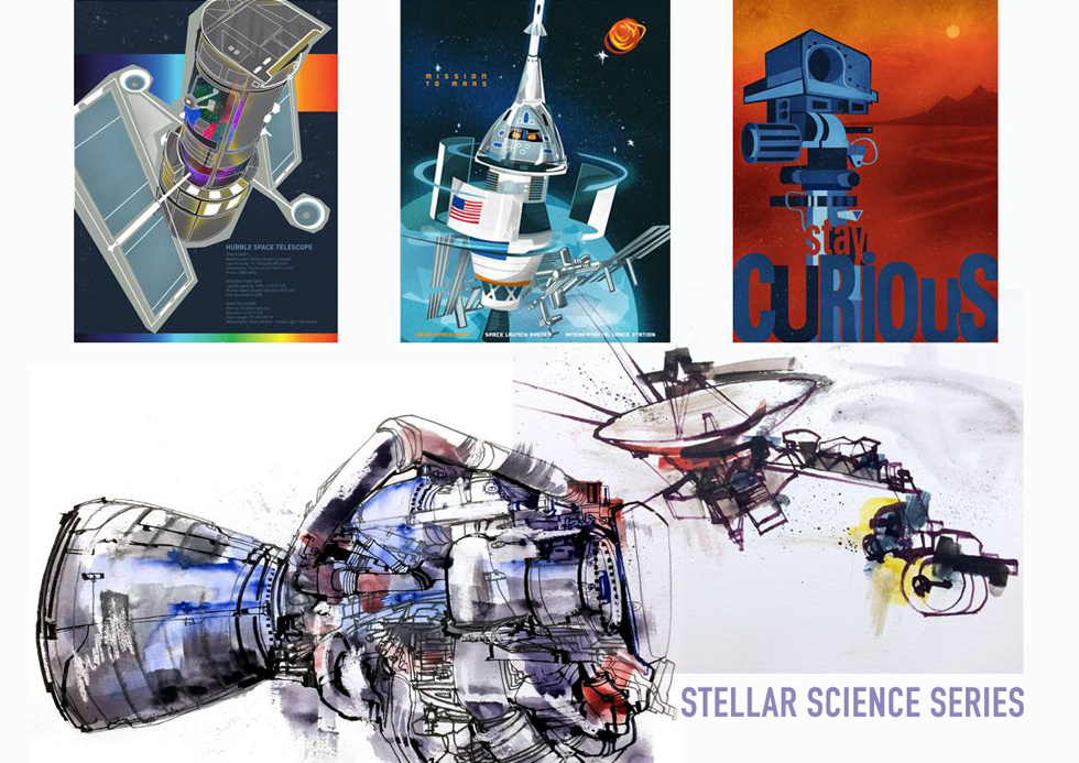 Stellar Science Series