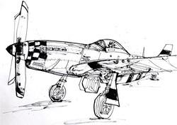 P51 Mustang.